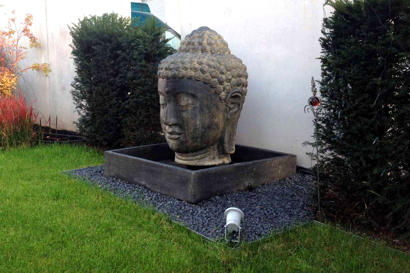 buddha brunnen steffen haag bali buddha. Black Bedroom Furniture Sets. Home Design Ideas