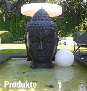 emejing buddha figuren garten photos. Black Bedroom Furniture Sets. Home Design Ideas