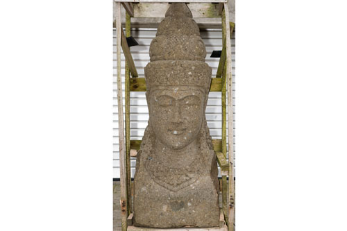 Dewi Sri Büste