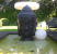 Buddha Brunnen 150 cm