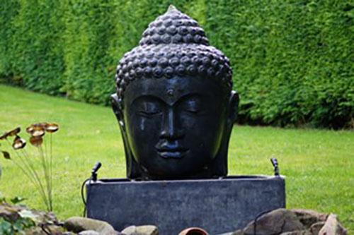 buddha brunnen ab 699 bali buddha. Black Bedroom Furniture Sets. Home Design Ideas