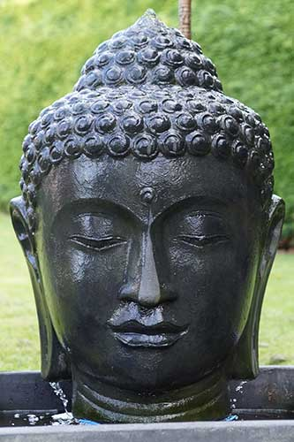 buddha brunnen oder wasserfall von bali buddha. Black Bedroom Furniture Sets. Home Design Ideas