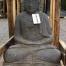 Riverstone Buddha 65cm hoch