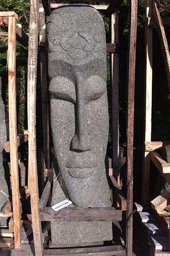 Osterinsel Kopf 120cm hoch