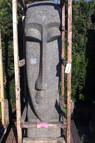 Moai Nachbildung 150cm hoch