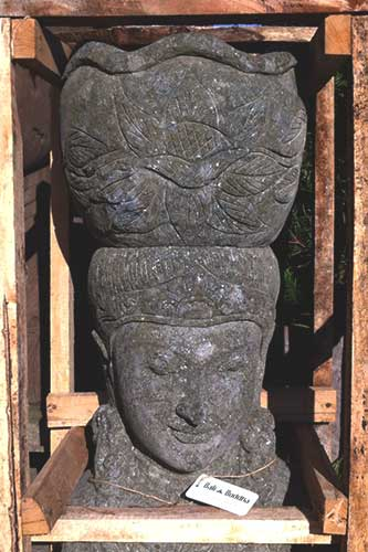 Dewi Sri Göttin mit Trog
