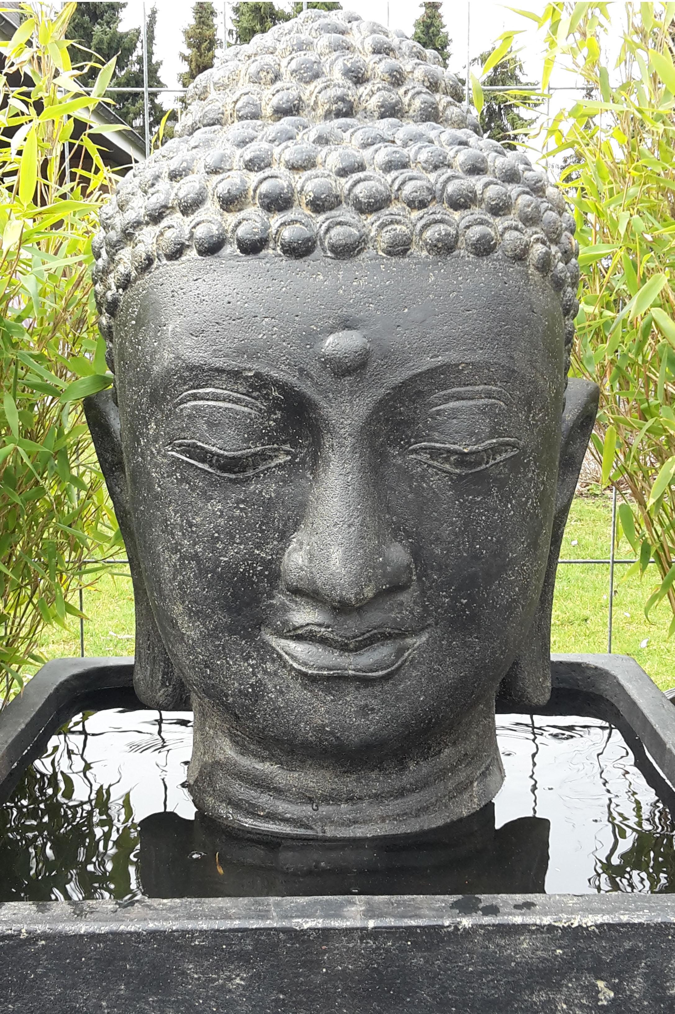 buddha brunnen oder wasserfall von bali buddha. Black Bedroom Furniture Sets. Home Design Ideas