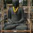 Bildschöner Antik Buddha